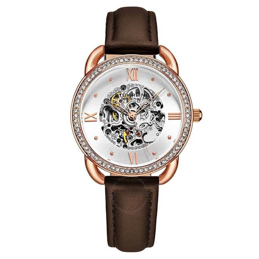 Legacy Silver-tone Dial Ladies Watch M15909