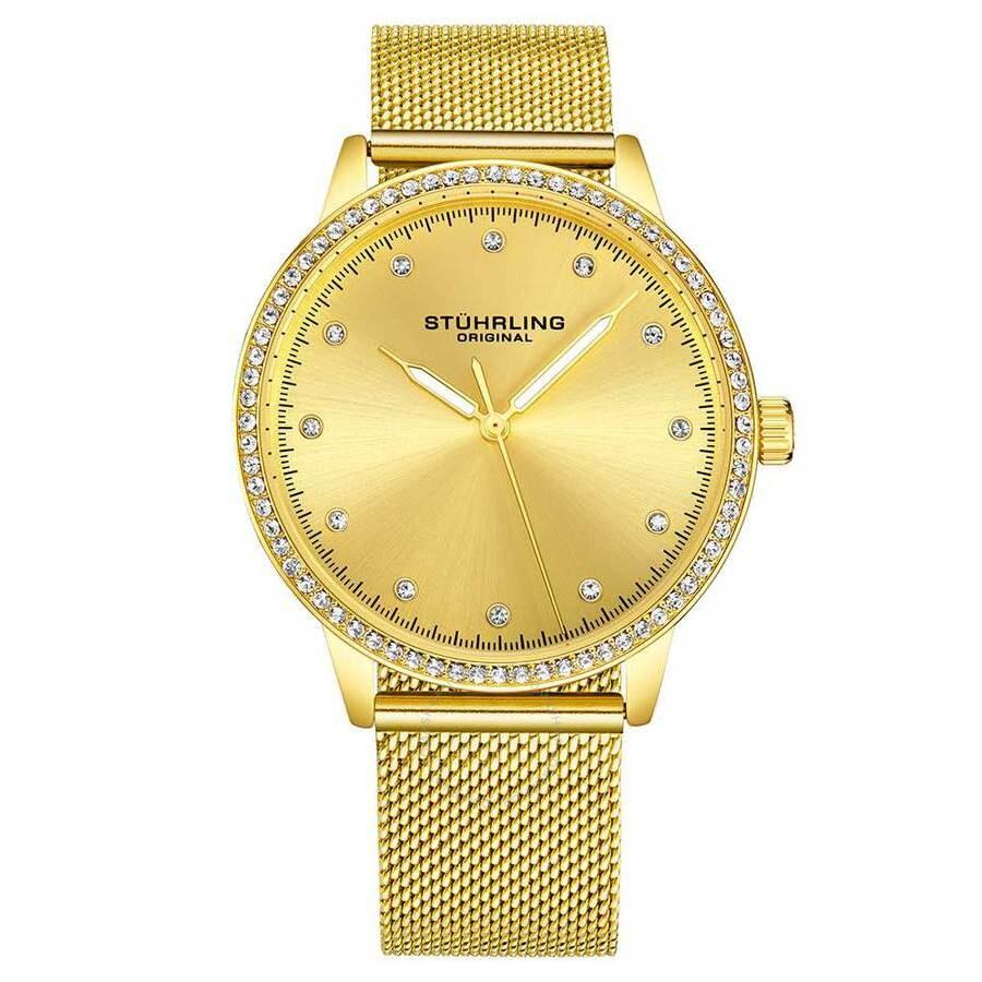 Vogue Gold-tone Dial Ladies Watch M15607