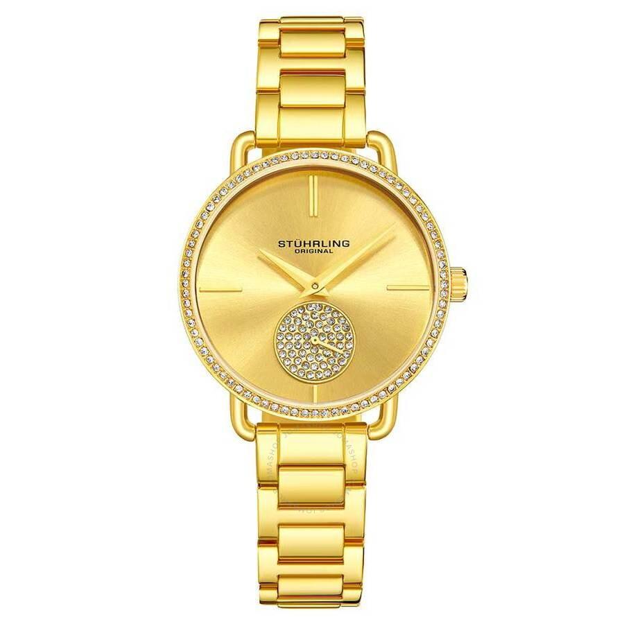 Vogue Gold-tone Dial Ladies Watch M15630