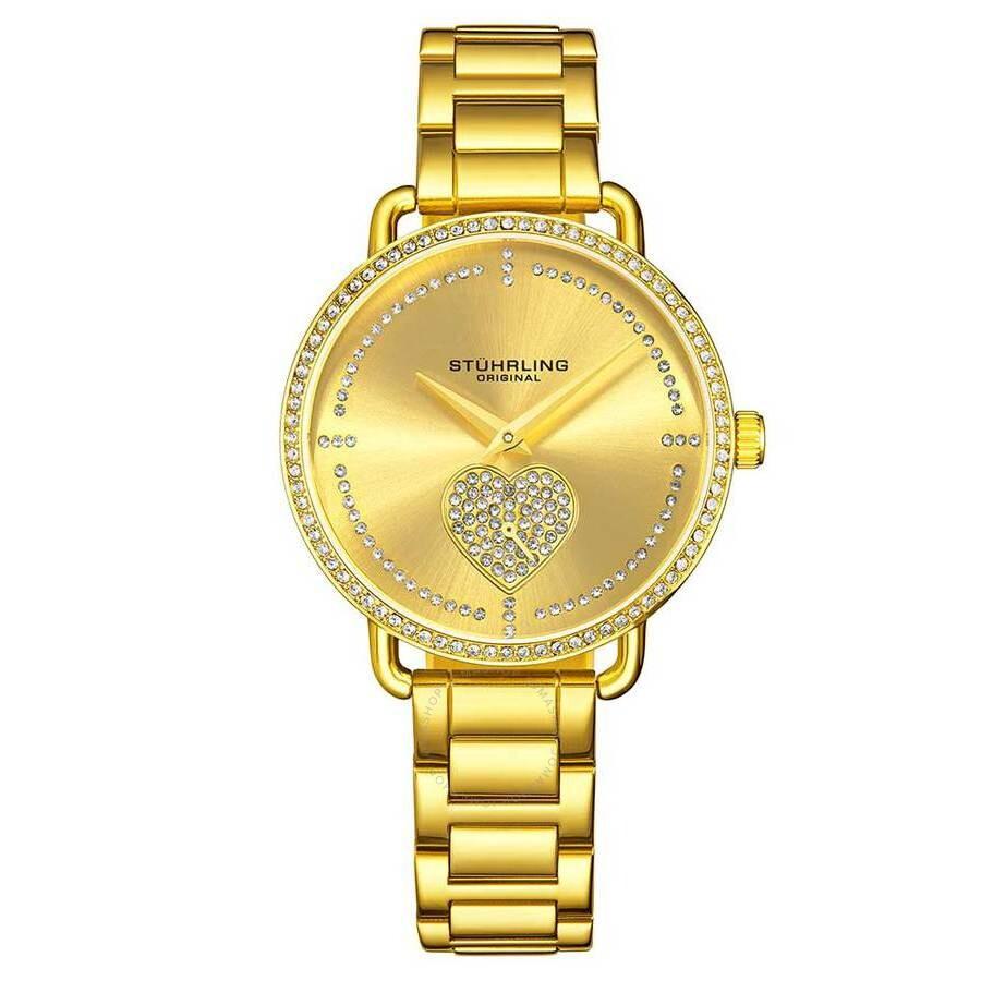 Vogue Gold-tone Dial Ladies Watch M15637
