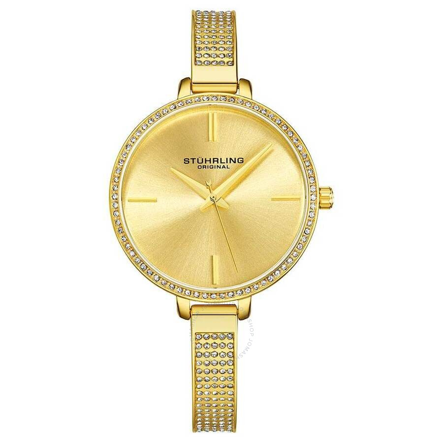 Vogue Gold-tone Dial Ladies Watch M15753