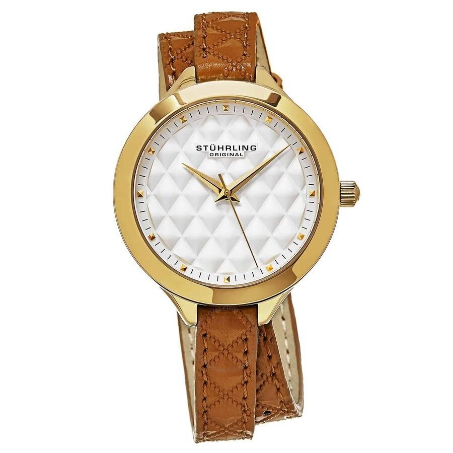 Vogue White Dial Ladies Watch M15371