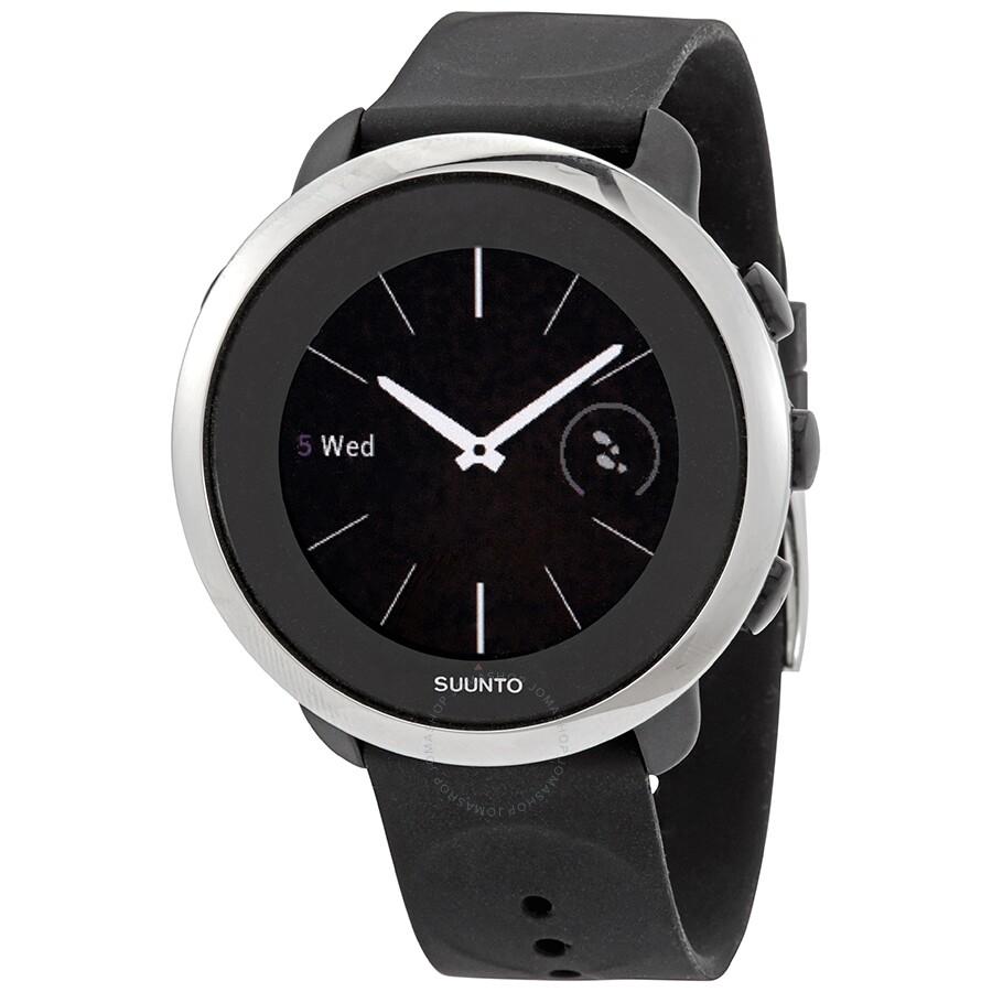 Suunto 3 Fitness Digital Black Dial Quartz Unisex Watch ...