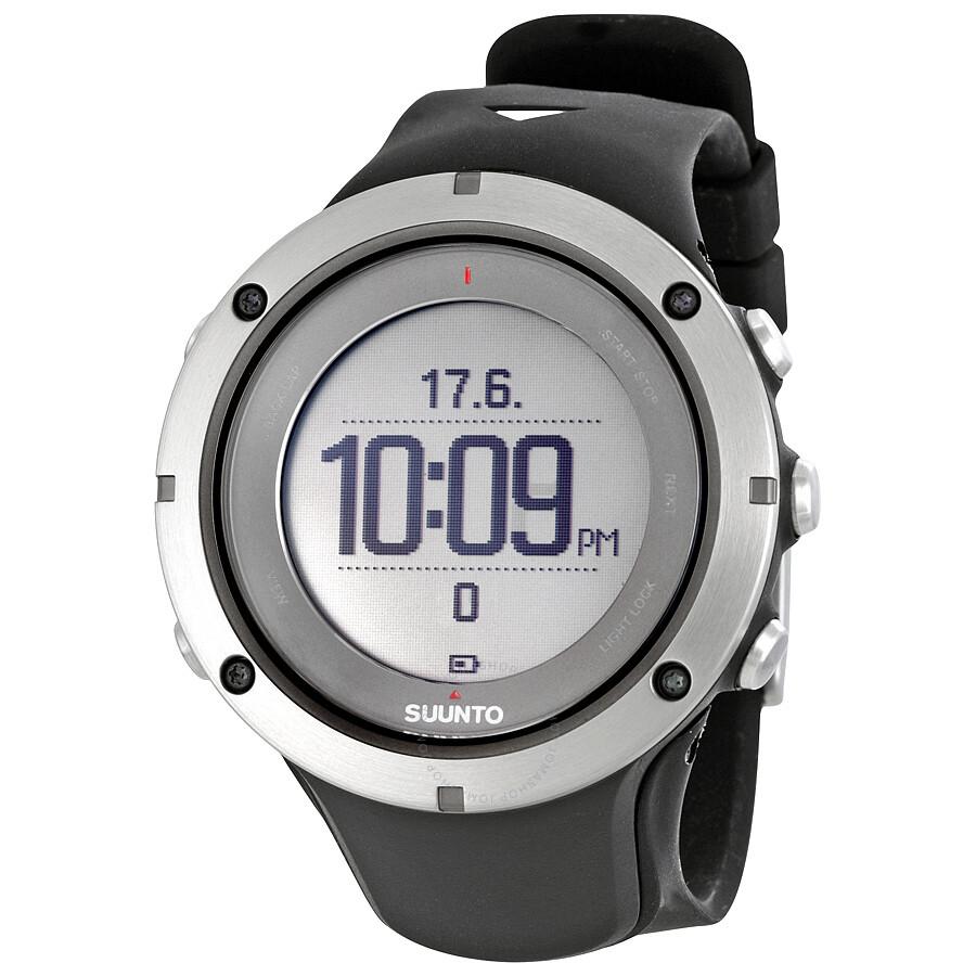 Suunto Ambit3 Peak Sapphire Gps Watch Ss020673000 Watches Sport Black Hr For Outdoor Sports
