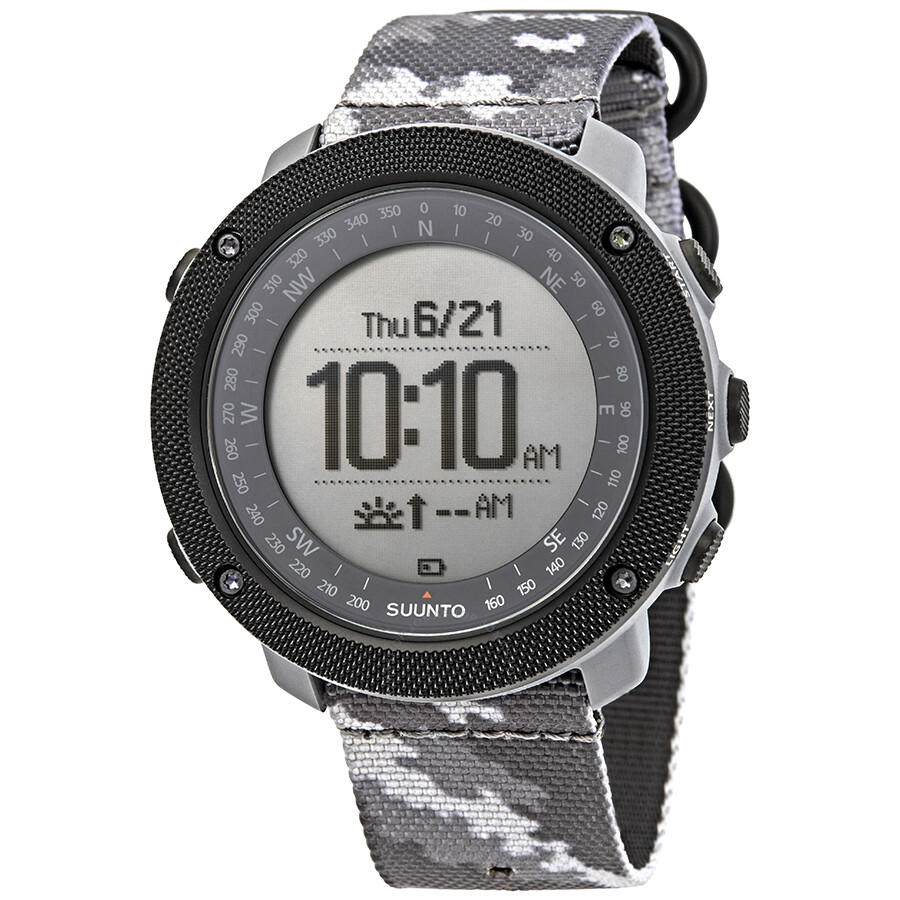 086f1e6f397010 Suunto Traverse Alpha Concrete Men s Fishing and Hunting Watch SS023446000  ...