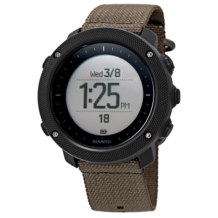 Suunto traverse alpha foliage men 39 s outdoors watch ss022292000 suunto watches jomashop for Outdoor watches
