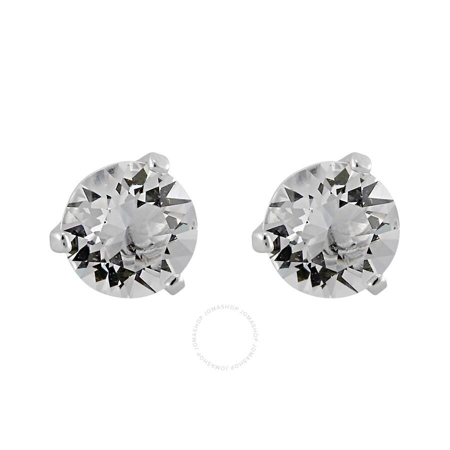 3fc5b99dd Swarovski Solitaire Pierced Earrings 1800046 - Swarovski - Ladies ...