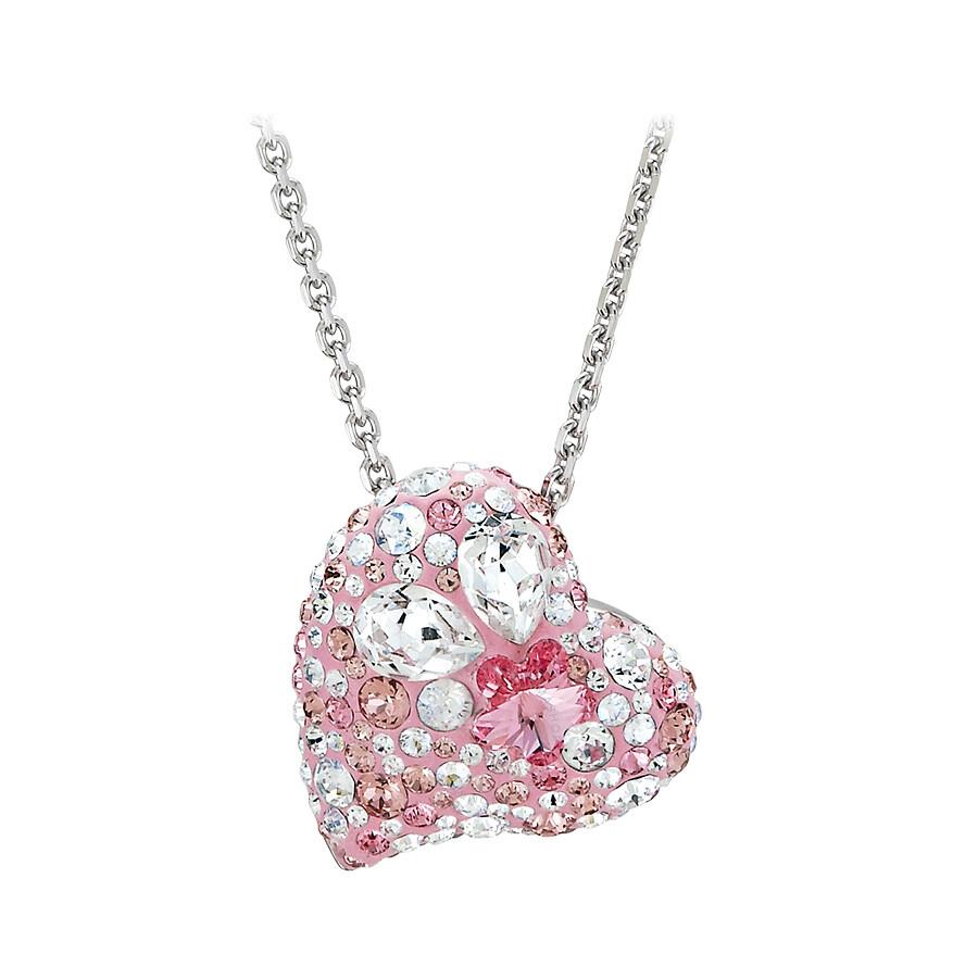 000bc00d5 Swarovski Alana Heart Pendant 1062588 - Swarovski - Ladies Jewelry ...