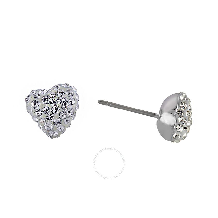 072d84de5 Swarovski Alana Pink Heart Earrings - Best All Earring Photos ...