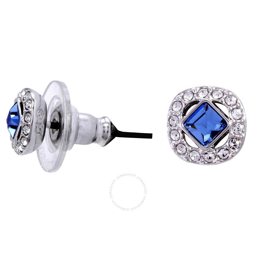 ef2e85f43 Swarovski Angelic Square Pierced Earrings Swarovski Angelic Square Pierced  Earrings