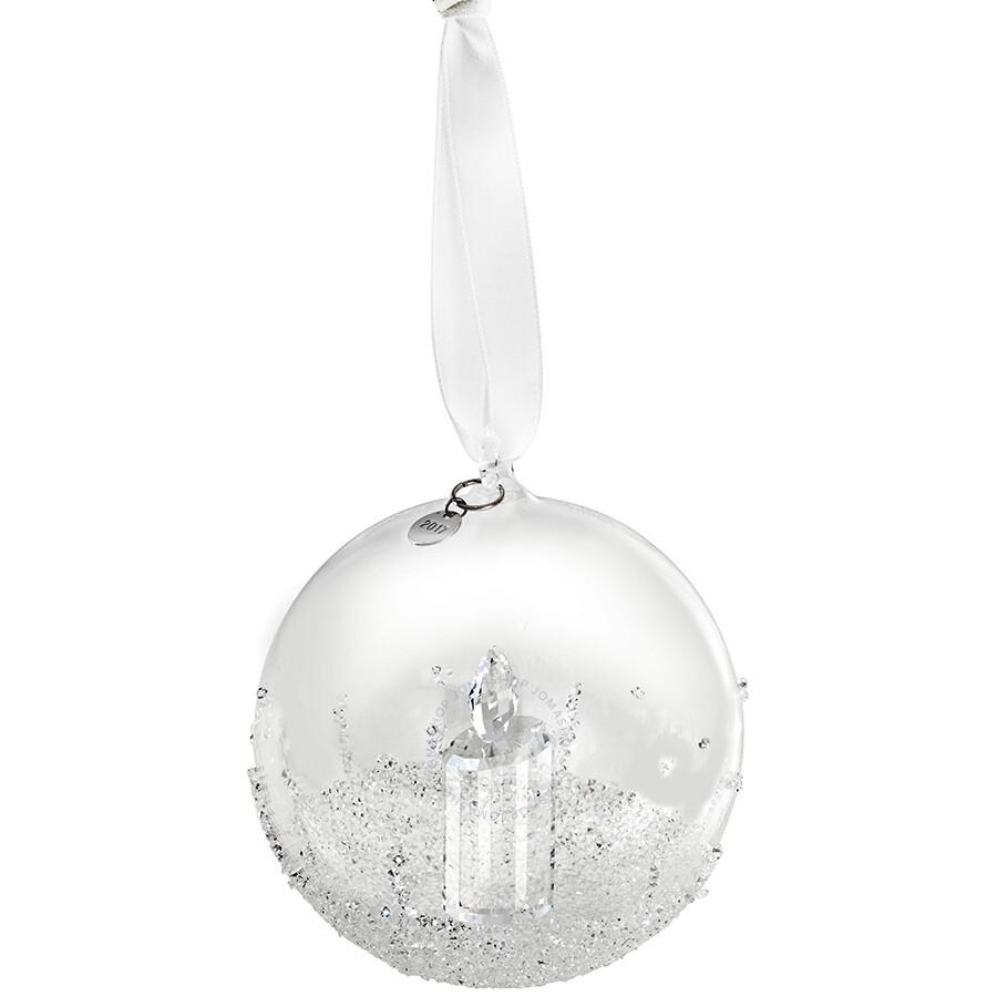 61a14842a Swarovski Annual Edition 2017 Chrismas Ball Ornament 5257589 Item No.  5241591