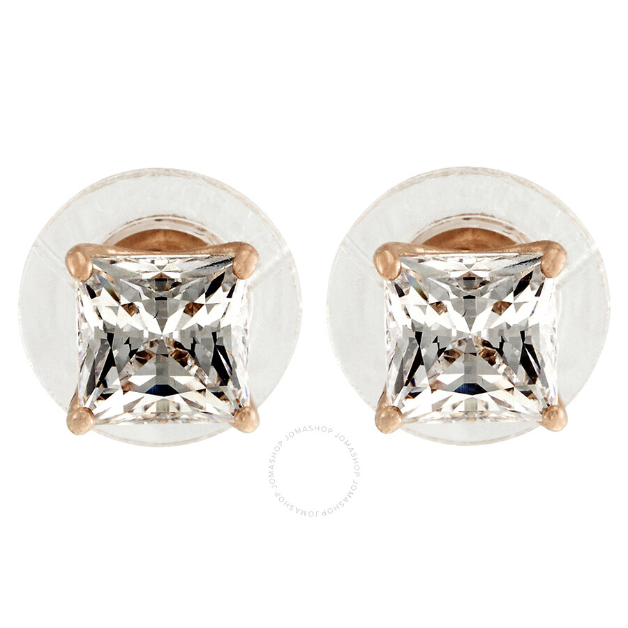 9a9593793 Swarovski Attract Rose Gold Plated Stud Earrings Item No. 5431895