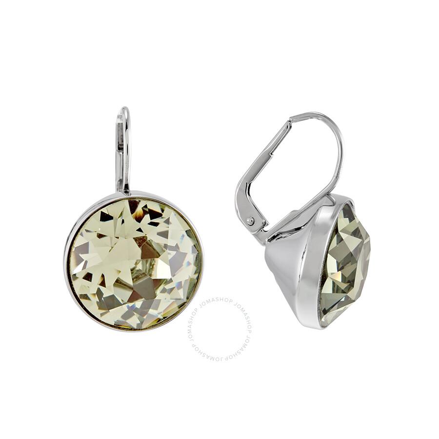742e76fe6a4831 Swarovski Bella Black Crystal Earrings 1035648 Swarovski Bella Black  Crystal Earrings 1035648 ...