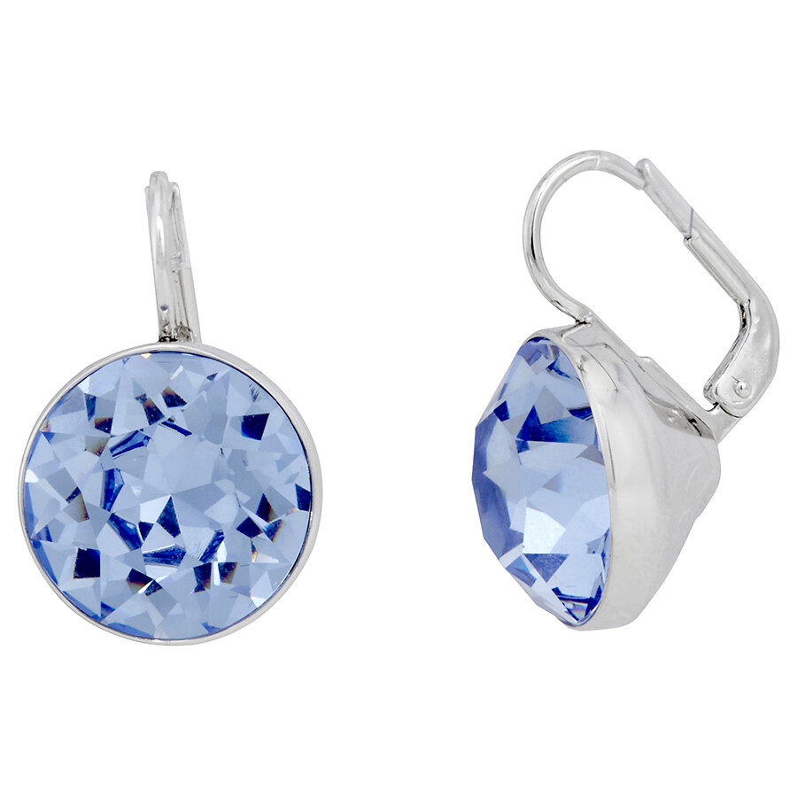 Swarovski Bella Pierced Earrings Light Shire Crystal