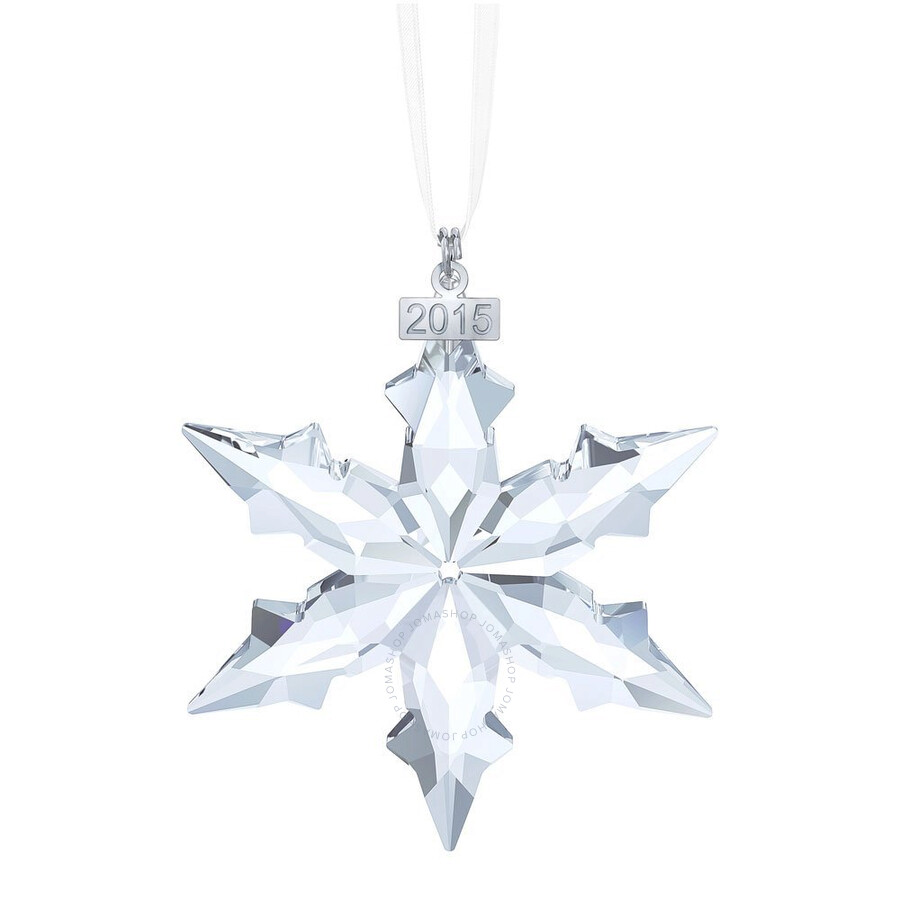 Annual Swarovski Christmas Ornament