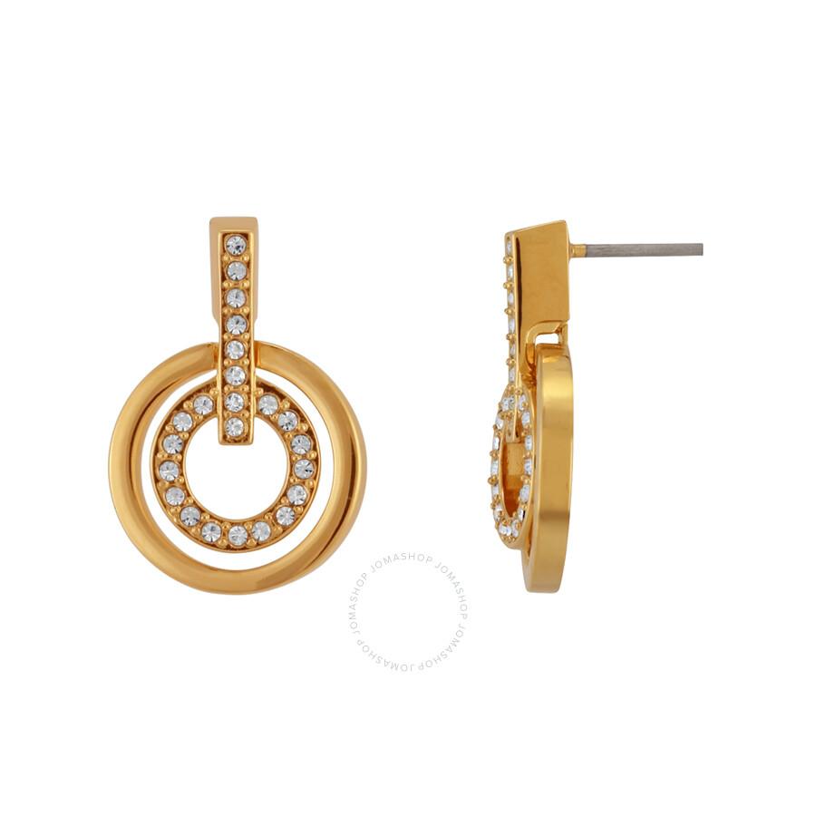 395fcc1200cd4 Swarovski Circle Mini Pierced Earrings 5084712