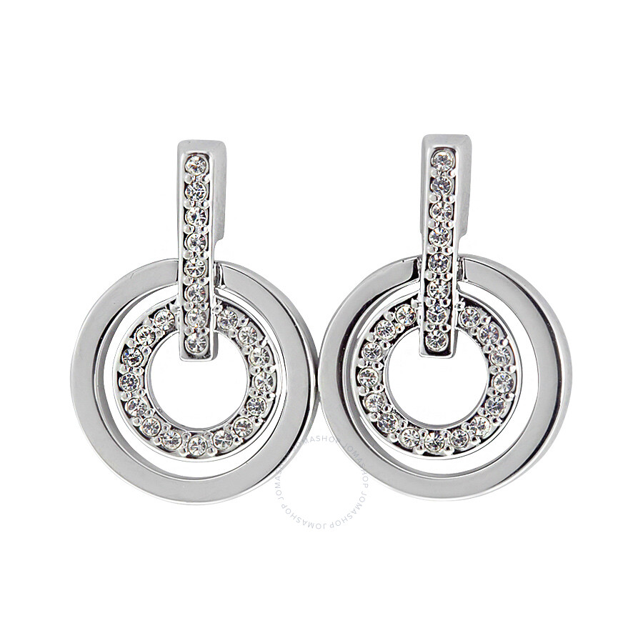 4ec11d245 Swarovski Circle Pierced Earrings 5007750 - Swarovski - Ladies ...
