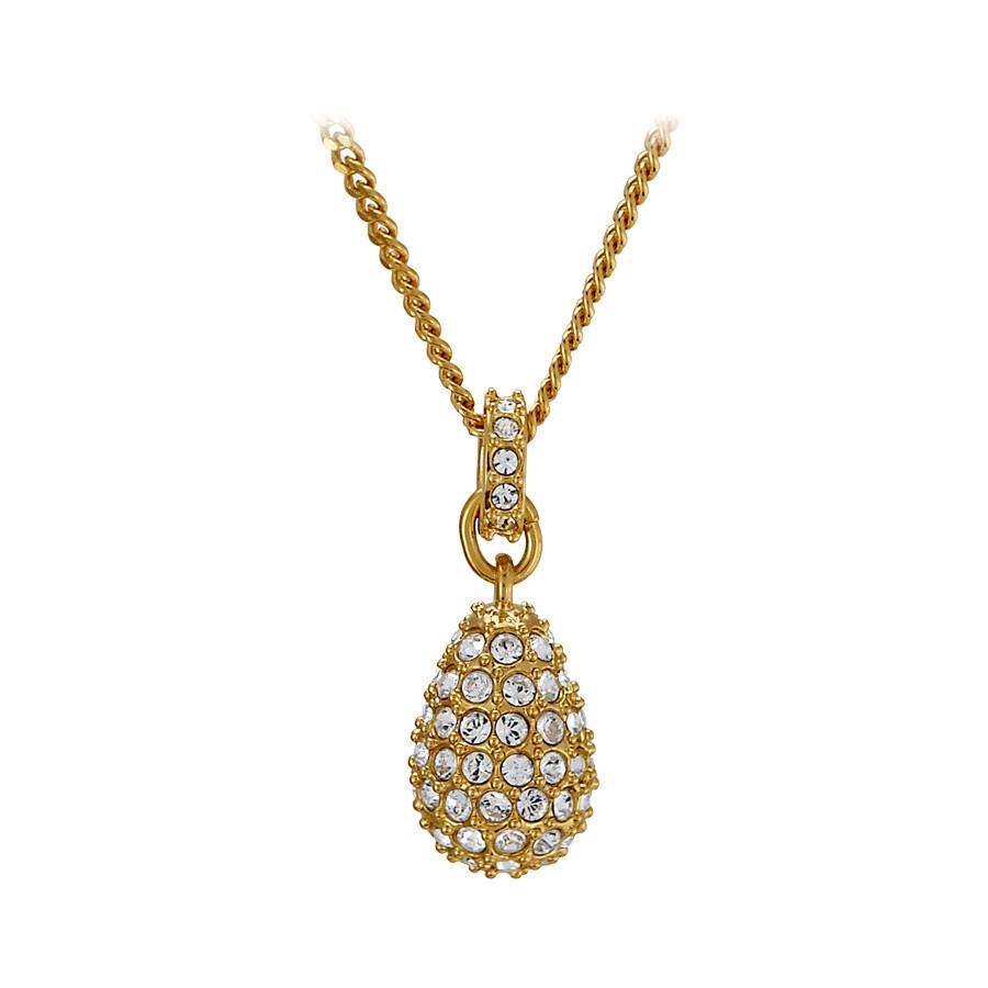 Swarovski Crystal Heloise Gold Plated Pendant 1023993 Item No. 1023993 30f7ec1d5e