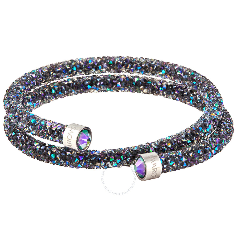 Swarovski Crystaldust Golden Crystal Bangle 5237763