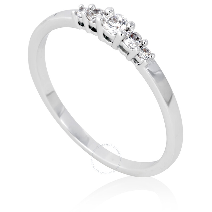 Swarovski Frisson Ring Set - Size 7 - Swarovski - Ladies ...