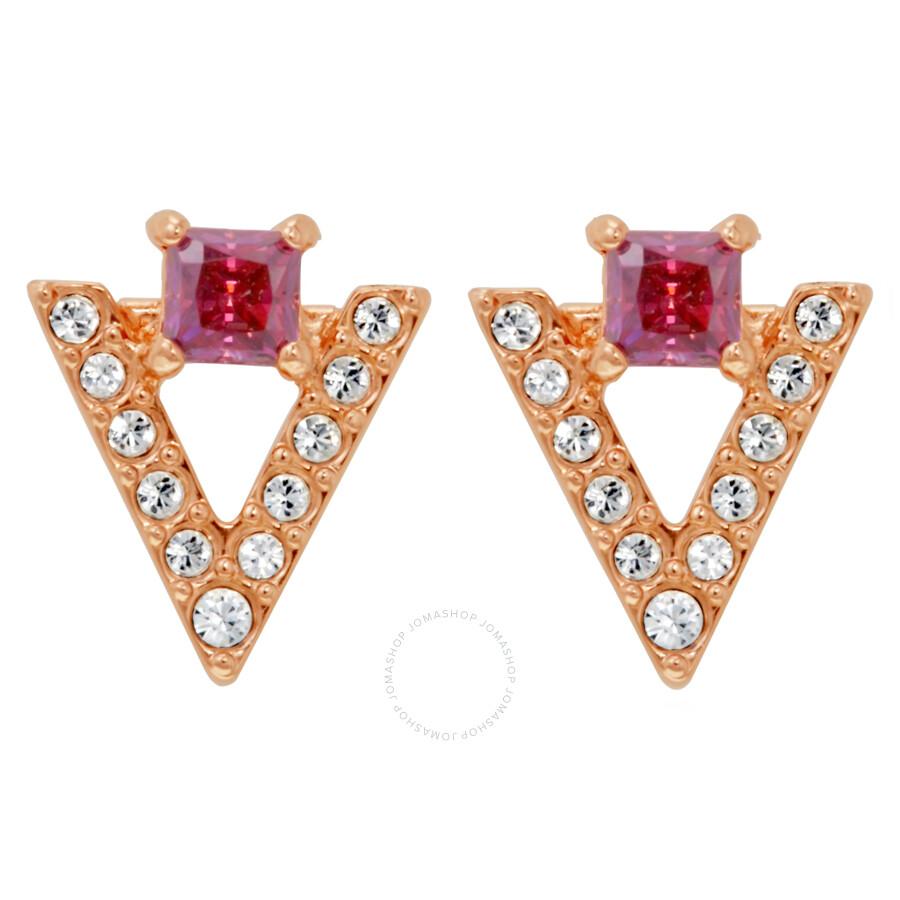 ffabac4f1b1bf Swarovski Funk Pierced Earrings 5249350