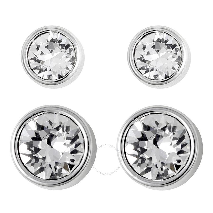 fd06a747e Swarovski Harley Pierced Earrings Set 5181485 - Swarovski - Ladies ...
