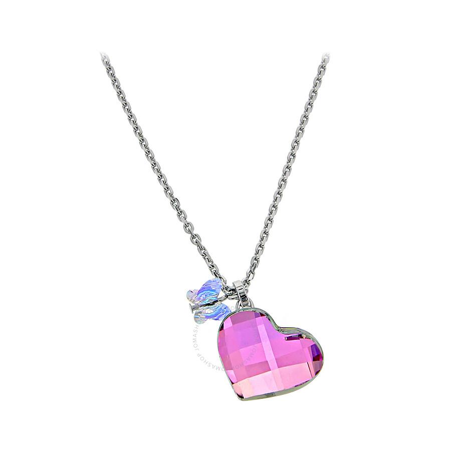 Swarovski Heart Mini Pendant 960041 Swarovski Ladies Jewelry Jewelry Jomashop