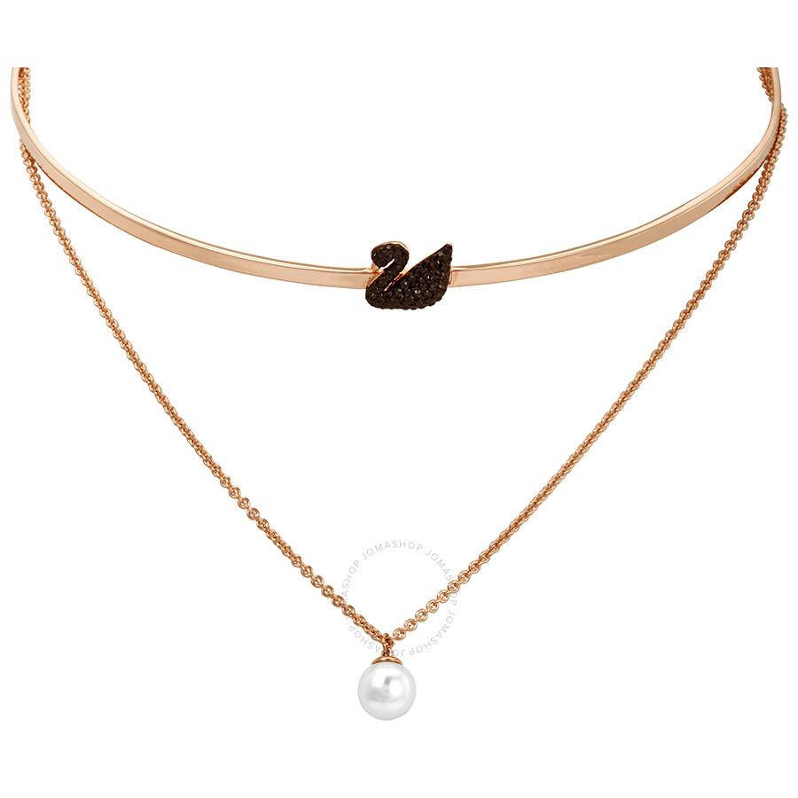 425871593e951e Swarovski Iconic Swan Chocker Necklace - Swarovski - Ladies Jewelry ...