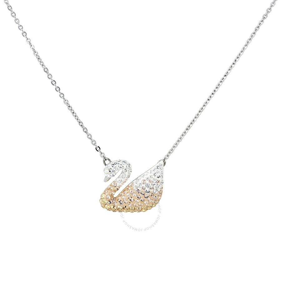 Swarovski jewelry swarovski earrings swarovski pendants and swarovski iconic swan pendant aloadofball Choice Image