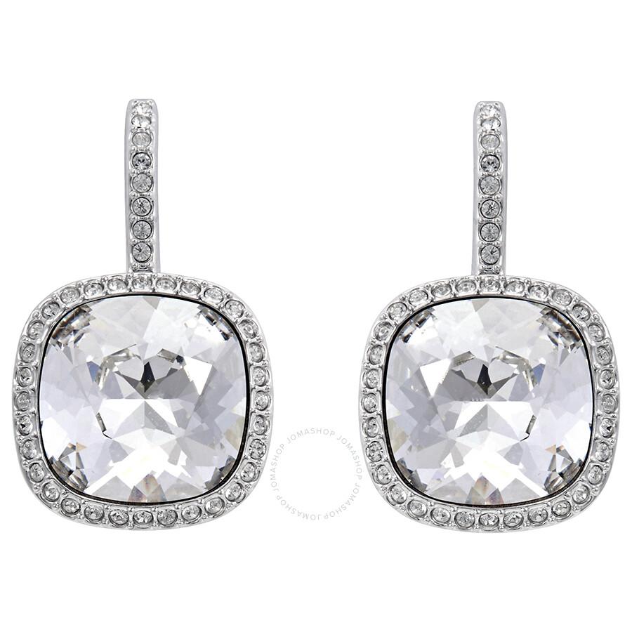 Swarovski Latude Pierced Earrings