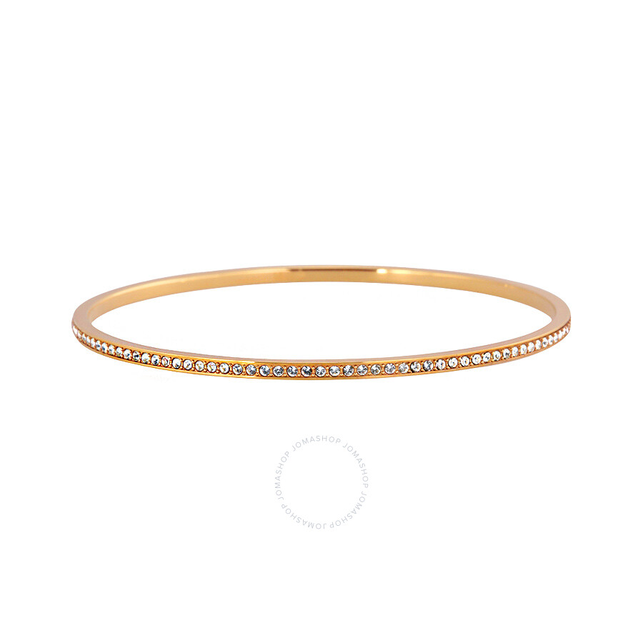 4500225df8e8 Swarovski Ready Gold-Plated Bangle 1142052 - Swarovski - Ladies ...