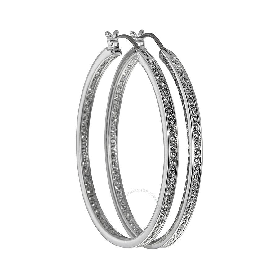 7d5d87d1b Swarovski Ready Oval Pierced Earrings 1179718 - Swarovski - Ladies ...