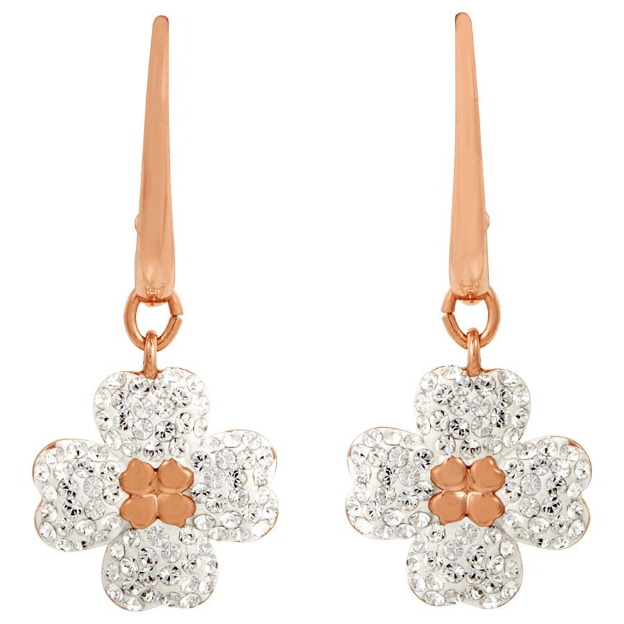 8cee68c03 Swarovski Rose Gold Plated Latisha Earrings - Swarovski - Ladies ...