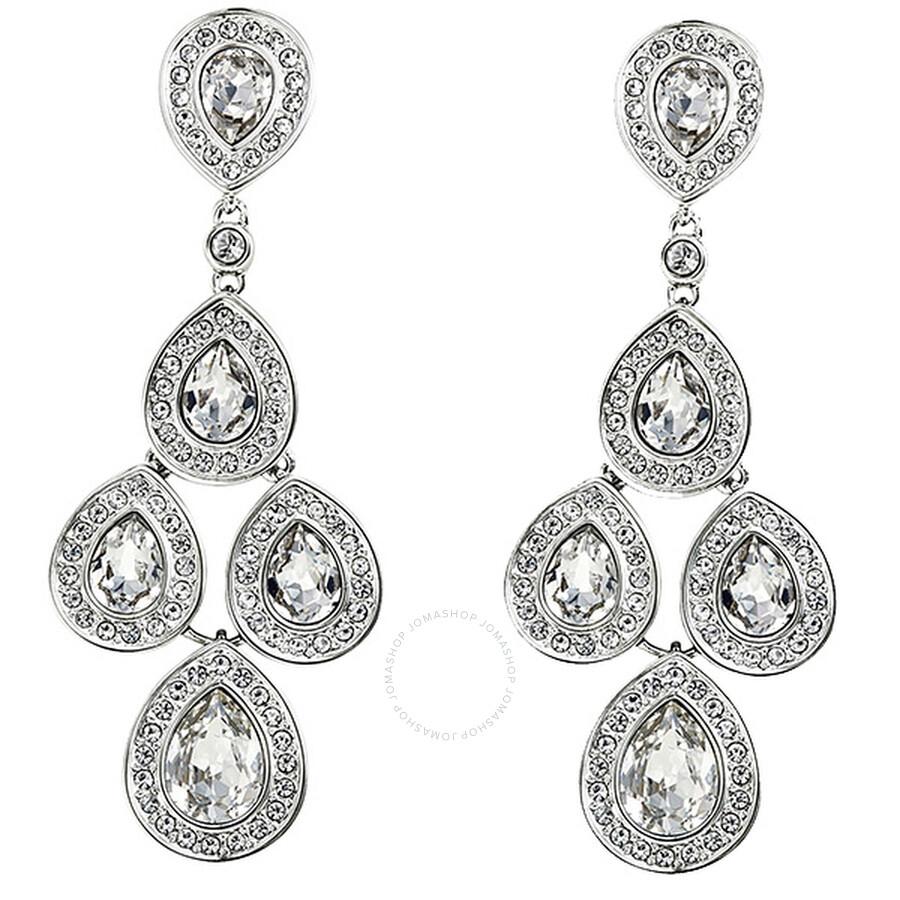9643b52d6 Swarovski Sensation Pierced Earrings 1156254 - Swarovski - Ladies ...