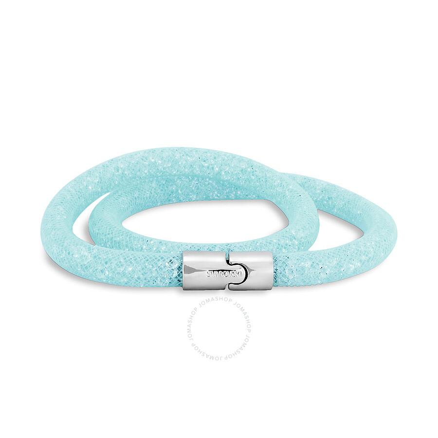 double bracelet swarovski