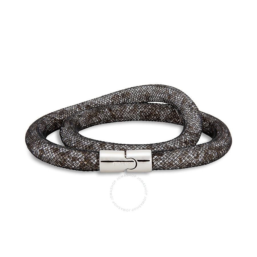 Swarovski Stardust Light Multi Double Bracelet - Medium Item No. 5100094 4da3f39b2
