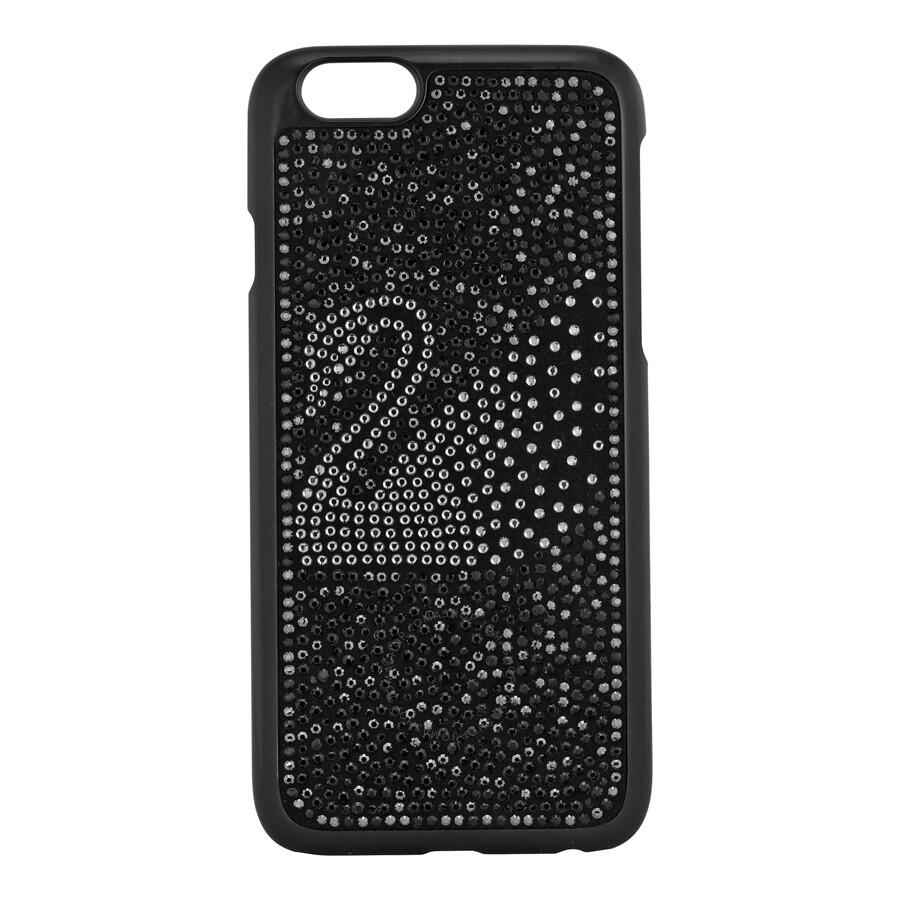 new product 45e81 c8e89 Swarovski Swan Black iPhone 6 Case 5201629