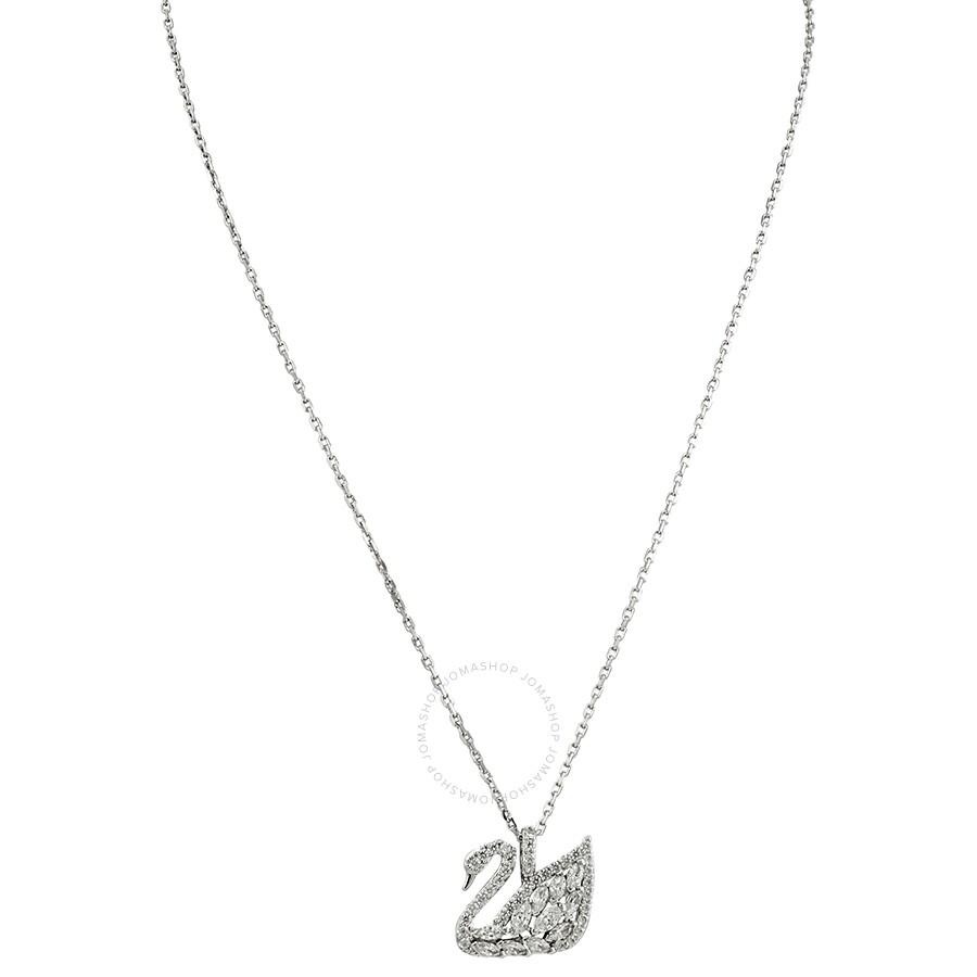 5b748d78e209 Swarovski Swan Lake Pendant 5296469 - Swarovski - Ladies Jewelry ...