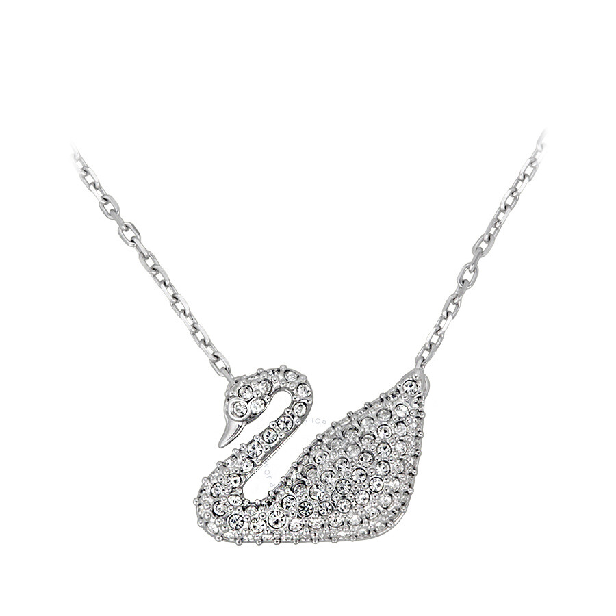 swarovski necklace swan best necklace 2017