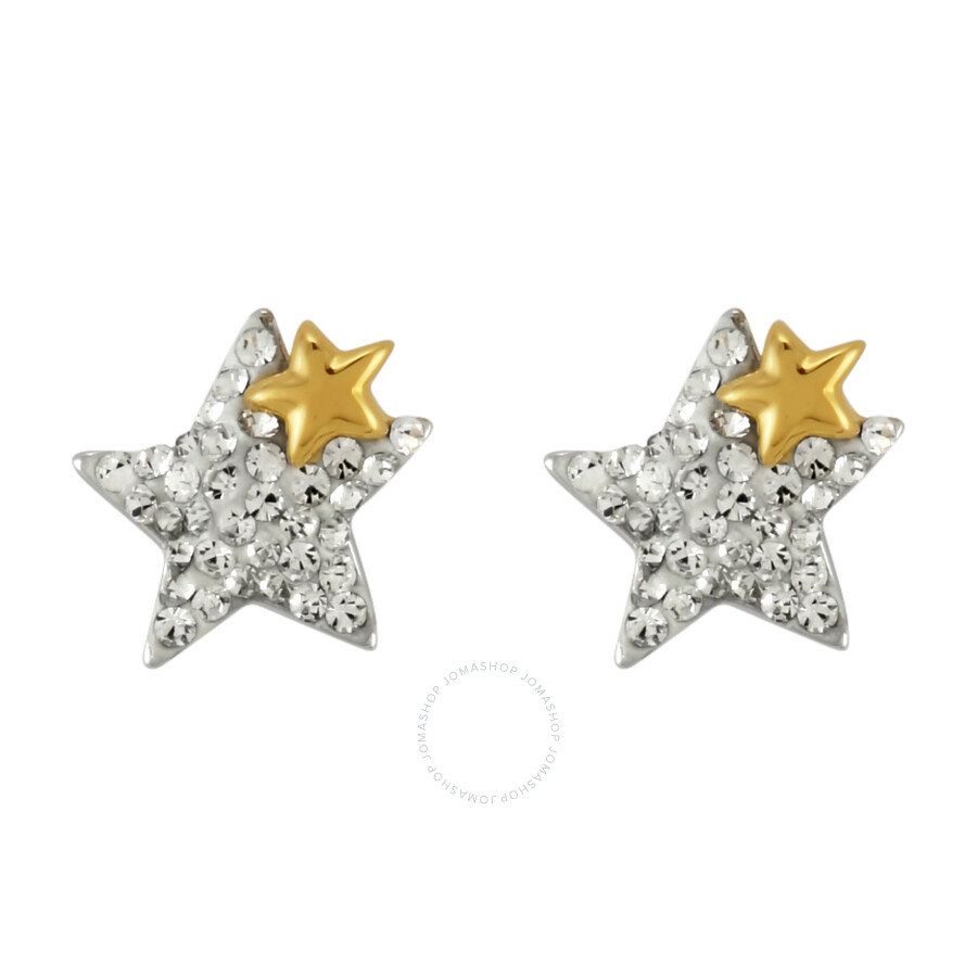 Swarovski Tough Star Pierced Earrings 1181098 - Swarovski - Ladies ... 290dccf3b5