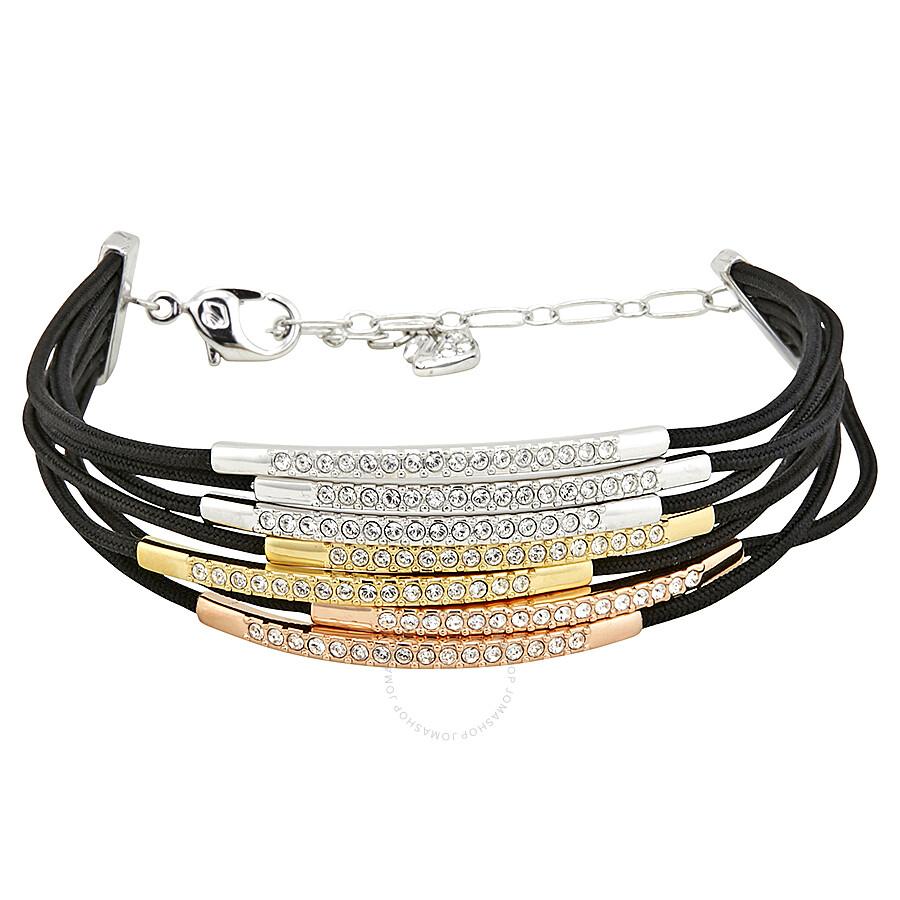 Swarovski Charm Bracelet: Swarovski Vi Bracelet