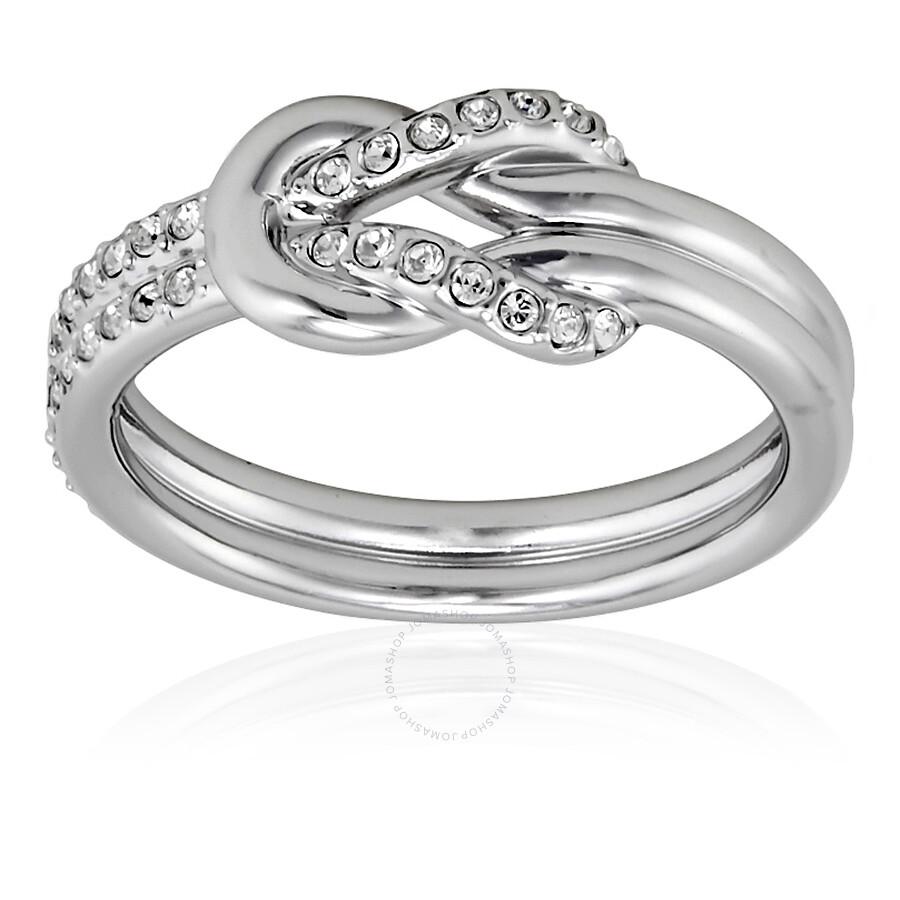 77a5f261e4687 Swarovski Voile Ring - Size 55