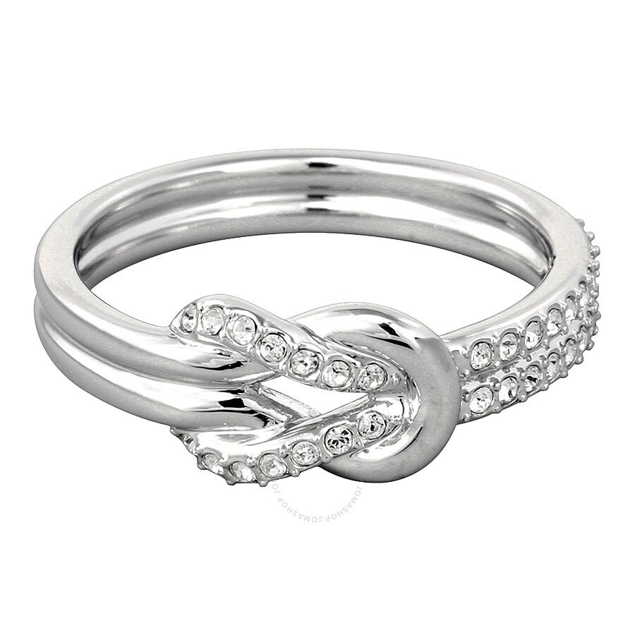1f7e298ea8842 Swarovski Voile Ring - Size 58