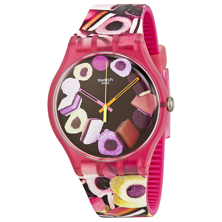 Swatch Lekker Ladies Watch SUOP102 - Originals - Swatch - Watches ... f3904c234