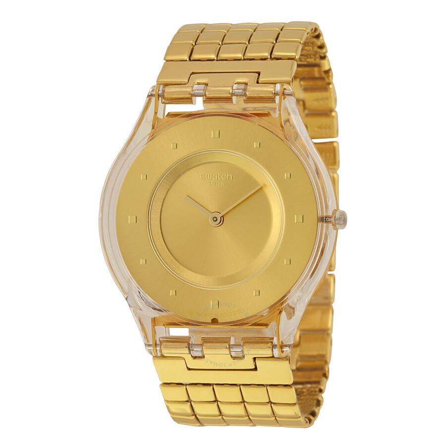 swatch skin gold gold tone sfk394gb