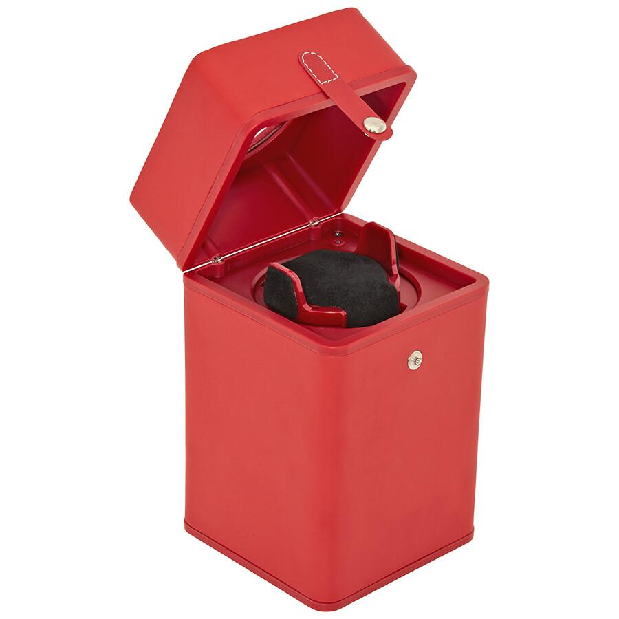 Swiss Legend Single Red Watch Winder With Power Supply Watch