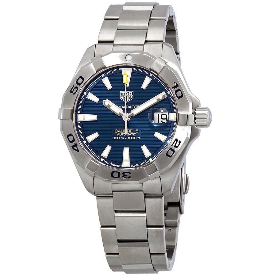 7776213c5b9f Tag Heuer Aquaracer Automatic Blue Dial Men s Watch WBD2112.BA0928 ...