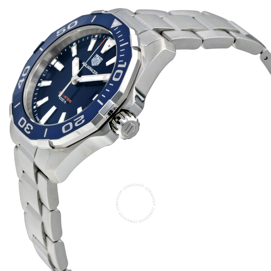 2c6457f5779 Tag Heuer Aquaracer Blue Dial Men's Watch WAY111C.BA0928 - Aquaracer ...