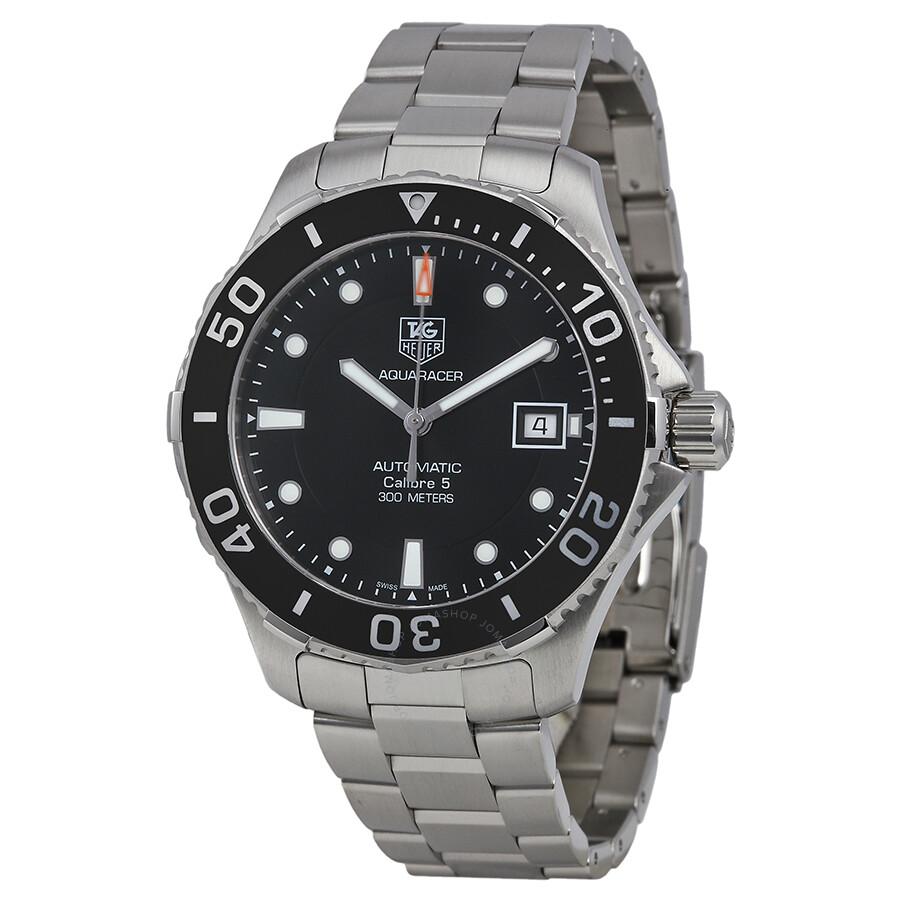 f53c7c370c5 Tag Heuer Aquaracer Calibre 5 Automatic Men s Watch Item No. WAN2110.BA0822