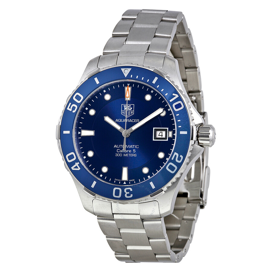 c4da86180aa Tag Heuer Aquaracer Calibre 5 Automatic Men's Watch WAN2111.BA0822 ...